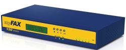 Myfax150ネットワークFAXサーバー、FAXサーバー、ペーパーレスのFAXサーバー、デジタルFAXサーバー、ファクシミリ