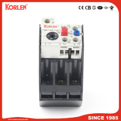 과전류 및 접지 결함 릴레이 전기 모터 과부하 릴레이 너클8