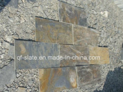 MultiKleur Gecultiveerde het Vloeren van China Lei voor de Tegels van de Bekleding van de Muur