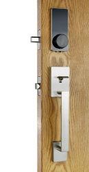 亜鉛合金のスマートなドアロックの電子Bluetoothの外部の入口のHandlesetロック