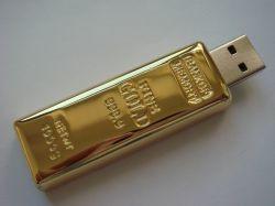 محرك أقراص USB محمول مقبول من PayPal (M-003)