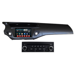 DVD de voiture GPS Central multimédia 2013 Citroen C3/DS3