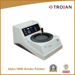 L'Alpha 100g spécimen métallographique de fibre de verre Bijoux de meulage de la machine à polir