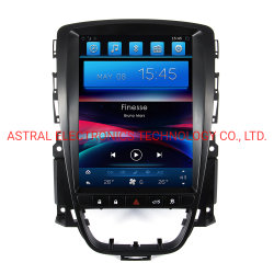 "10.4"" Opel Astra J Buick Excelle 2012-2014 Android Tesla сенсорный экран автоматической системы радио с функцией RDS WiFi Bluetooth Satnav Aux Carplay 4G SIM"