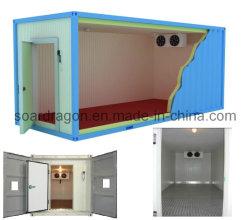 상업적인 냉장된 콘테이너 냉장고 룸