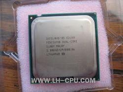 Puxado de CPU de desktop de trabalho E2180 SLA8Y