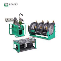 90-315mm la fusión de empalme de alta calidad de equipos de soldadura de tubo de PVDF PE