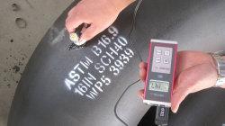 ASTM A234 Wp5 Wp9 Wp11 Wp12 Wp22 Wp91 엘보우, 파이프 피팅