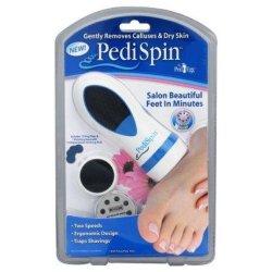 Spin Pedi supprime les callosités la peau sèche les cuticules des outils de soins des pieds