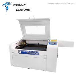 CNCレーザーの携帯用彫版機械ゴム印4060