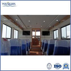 40 Sitzfiberglas-Passagier-Boot mit innerem Dieselmotor