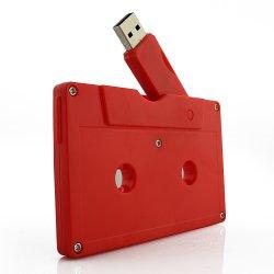 2019 Regalo promocional personalizado especial Stick 4GB 8GB 16GB 32 GB unidad Flash USB de cintas de casete.