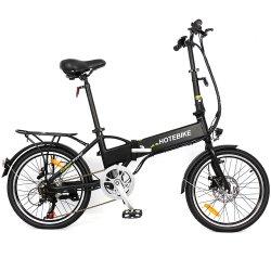 熱い販売36V小型折りたたみの電気バイクEbike