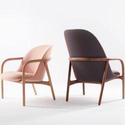 Современная классика гостиной деревянные стулья ресторан диван спальня Office для дома Мебель