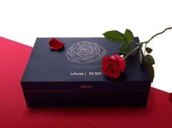 Impression des couleurs personnalisées et gris Carte à puce/Carton ondulé/Carton Carton de papier d'emballage alimentaire boîte cadeau