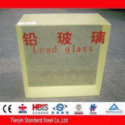 Het hoge Flintglas van de Röntgenstraal van Veiligheid Gelamineerde 15mm