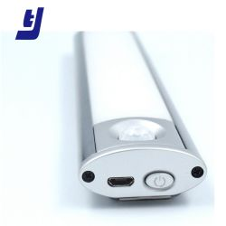 貼り付け用のどこでも磁気帯PIRの動き電池式LEDセンサーライト