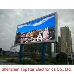 P6 popolari impermeabilizzano la visualizzazione di LED esterna esterna di pubblicità di grande schermo di colore completo SMD con alta luminosità