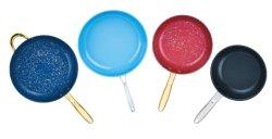 Повредить антипригарное покрытие покрытие сковороду с длинной ручкой