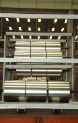 Folie van de Folie van Finstock van het Aluminium van de Prijs van de fabriek de Hydrofiele Met een laag bedekte Epoxy Met een laag bedekte