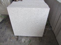 Pearl White / comptoir en granit blanc perle pour les carreaux de plancher de dalles de granit