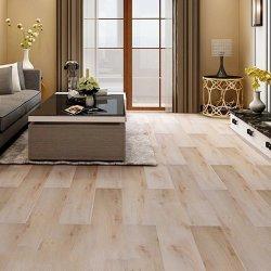 Franzose-Zapfluft-Laminat-wasserdichte Fußboden-Vorstand-Eiche, die festes Holz ausbreitet