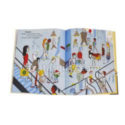 Fábrica de China para niños personalizado Hardcover Classic de la Junta de los niños a todo color de impresión de libros Libro profesional servicio de imprenta