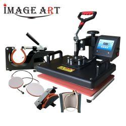 Quaff Fahrenheit 6in1 Wärmeübertragung-Wärme-Presse-Maschine für Sublimation-Drucken