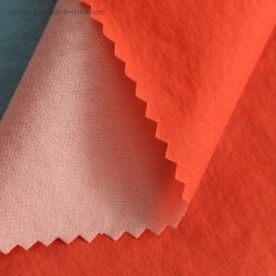 DTY 3 capas de Nylon 20d tela elástica de laminación de TPE.