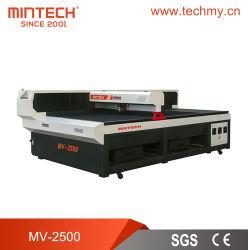 El CO2 CNC cortadora y grabadora láser para acrílico/madera/espuma/paños