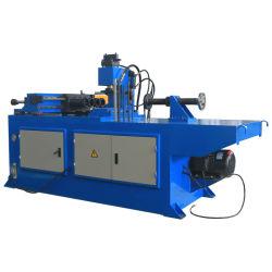 TM60nc 4 Stationen PLC-Steuerrohrende, das Maschinen-Werkzeugmaschine bildet