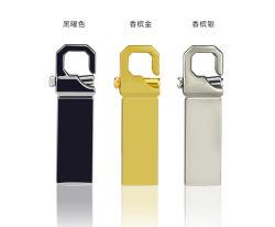 Disco istantaneo metallico del USB dell'OEM del mini del metallo del USB azionamento della penna