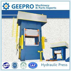 Châssis en H emboutissage à froid de la machine de forger une presse hydraulique 200tonnes tonnes tonnes 300 600