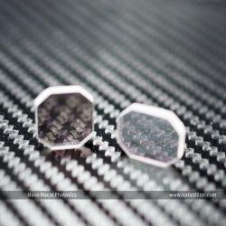 Pantalla transflectiva espejo Divisor de haz personalizable (T: R-1: 1)