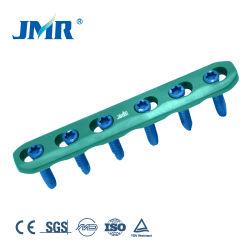 Vite di bloccaggio da 3,5 mm, piastra di bloccaggio ossea per arti superiori