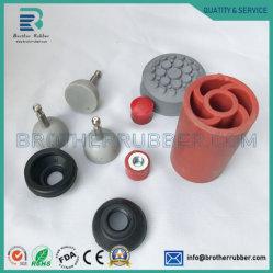 ODM OEM personalizar as peças Natural EPDM peças de moldagem de borracha de silicone, produto de moldagem por compressão de Peças de Borracha para Auto, mercadoria