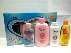 Bébé Enfant shampooing cheveux de la peau de soins de la Lotion de kits produits avec prix d'usine