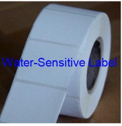 El mejor precio de la etiqueta Water-Sensitive pegatinas de teléfono móvil