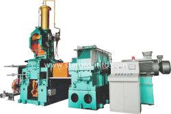 Máquina de goma/Mezclador interno/máquina mezcladora Banbury para neumáticos de caucho con CE ISO