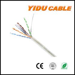 Hoge snelheid 1.5m 3m Cat5/Cat 5e/CAT6/Cat 6A UTP/STP/SFTP Kabel van het Netwerk CAT6A
