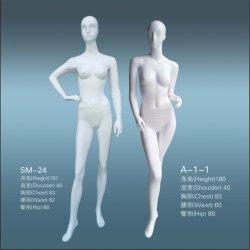 Modello completo del corpo del Mannequin di plastica