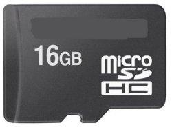 16GB Micro SD Memory Card