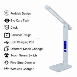 Настольная светодиодная лампа и книжная лампа для учащихся