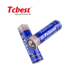 Batteria resistente eccellente dello zinco del carbonio della batteria 1.5V di Tcbest R03 AAA R03p con Kc/CE/MSDS per i giocattoli