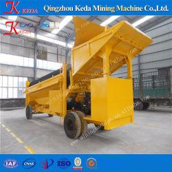 Тяжести сепаратора золотой руды концентрата машины