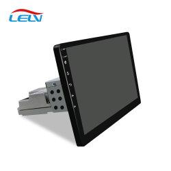 9 Universal 10 polegadas de tela de toque 1 DIN Autoradio Multimédia Android GPS de Navegação Auto-rádio de vídeo com áudio estéreo aluguer de DVD