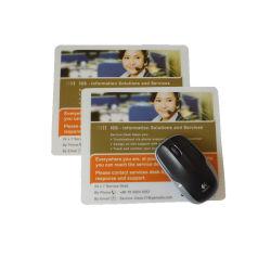 Extra Delgado mouse pad de PVC con impresión a todo color