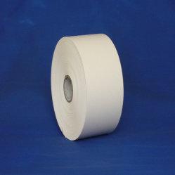 Смещение нейлон с покрытием из тафты наклейки для шитья одежды на ярлыке