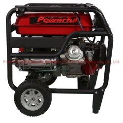 Puissant 3.5-10plié kw Groupe électrogène Essence (PG4500-13000BF/E) avec poignée et roues à moteur à essence avec l'EPA/CARB/Euro V