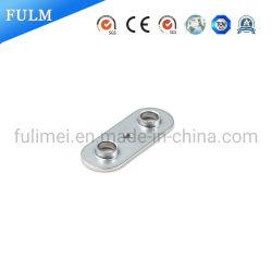 Progettare la precisione per il cliente che timbra il supporto a mensola filettato del ferro